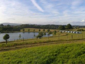 Cwm Hedd Lakes