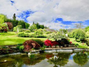 Glanusk garden